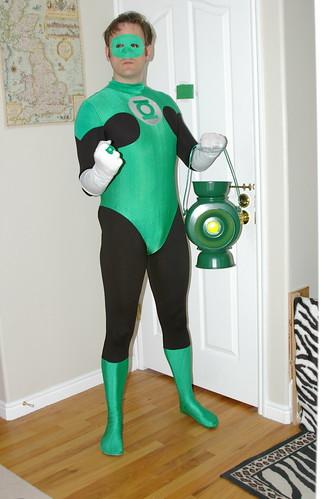 green lantern hal jordan costume green lantern hal. Black Bedroom Furniture Sets. Home Design Ideas