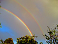 double rainbow | by gervo1865_2 - LJ Gervasoni
