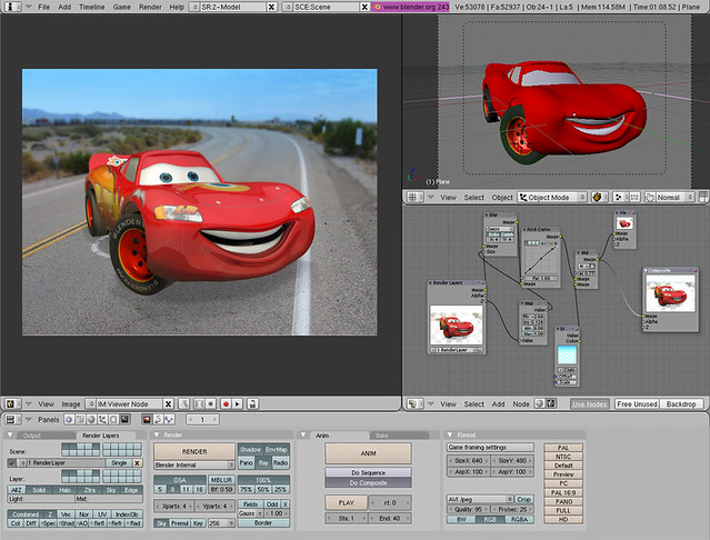 Blender McQueen - Final | This is the final version of my ... | 639 x 486 jpeg 96kB