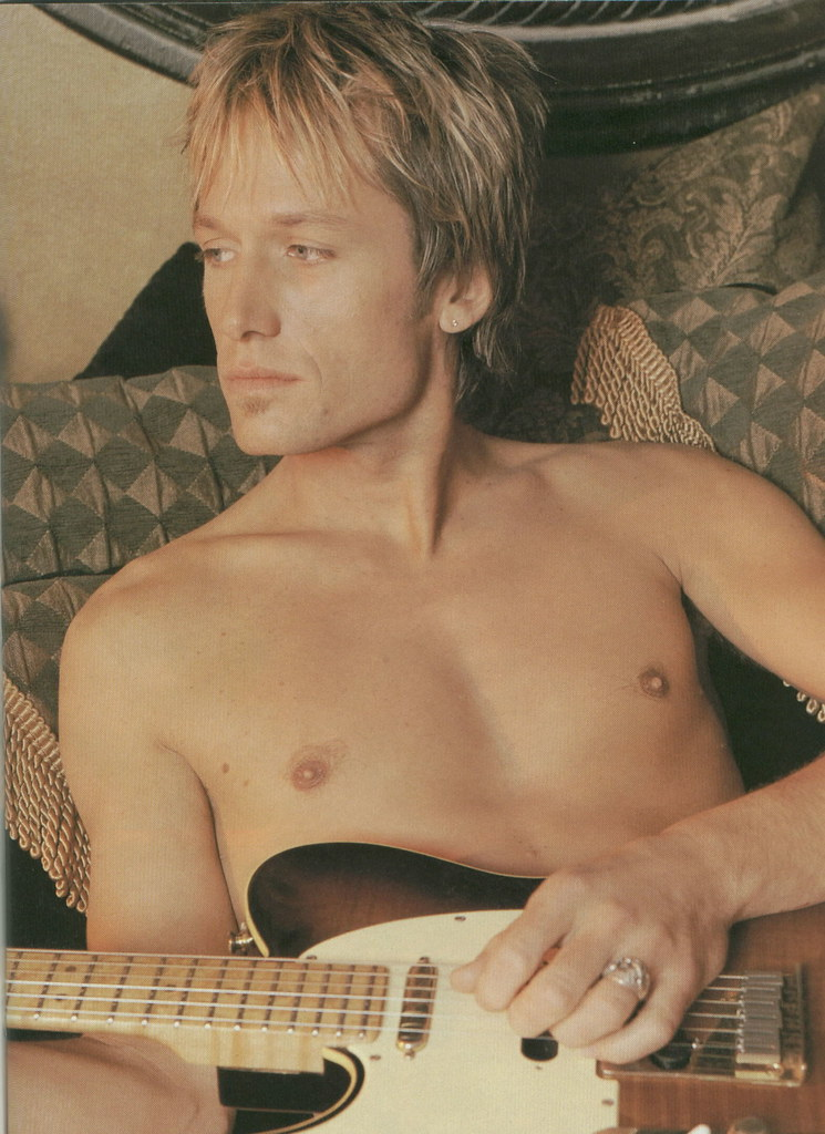 Keith urban playgirl