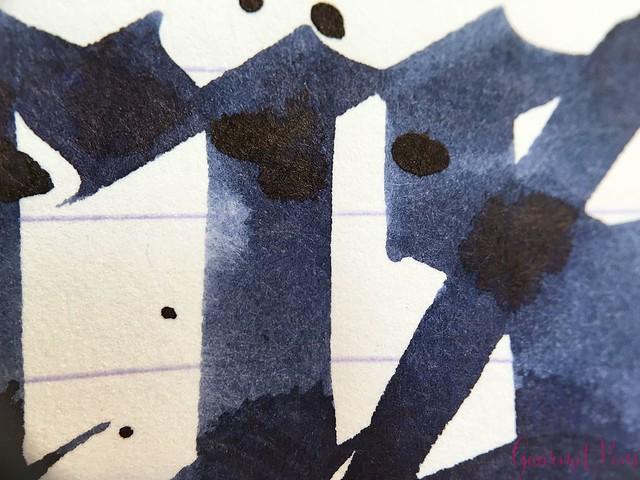 Ink Shot Review Blackstone Barrister Blue @AppelboomLaren8