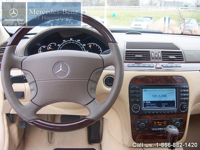 2003 Mercedes-Benz S600 V12 - Bordeaux - 125.5KB