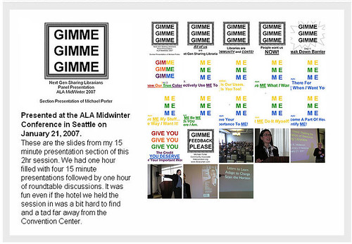 Gimme Gimme Gimme Set & Summary | by libraryman