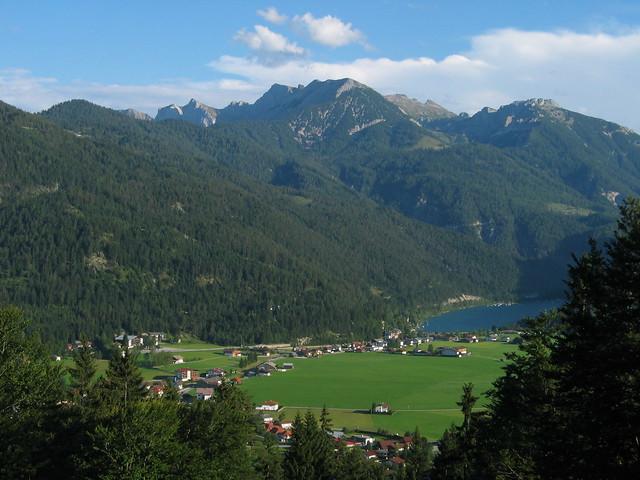 Achenkirch Austria  city photos gallery : Austria Tyrol Achensee Österreich Achenkirch Alps Alpen Tirol Lake ...