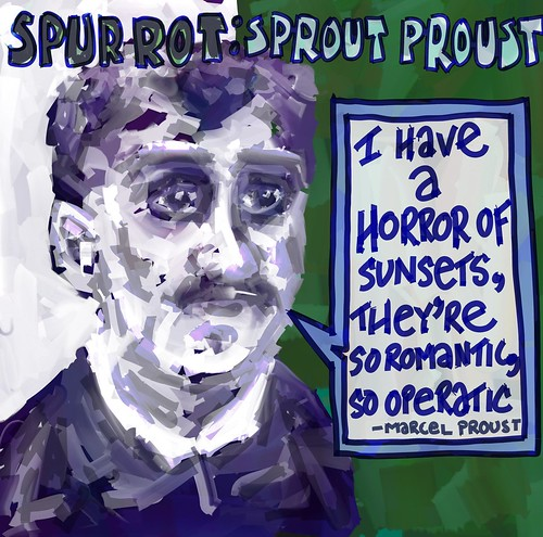 Proust illustration