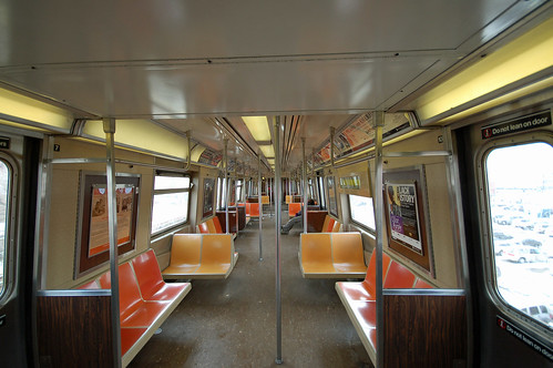 New York City Subway Car | by Harry_S