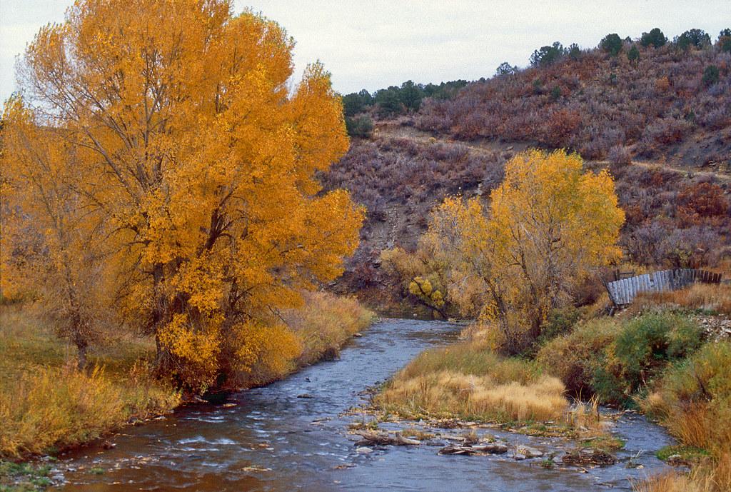 Purgatoire River: Near Weston, Colorado (CO) | Beautiful ...