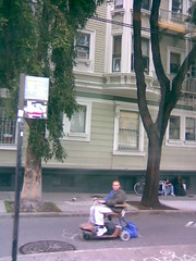 Weirdo on Wheels on Duboce, Part 1 | by the N Judah chronicles