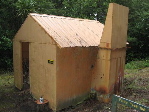 Sentry Box Sentry Box Hut