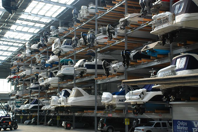 Z Newton Auckland Boat warehouse, Auckla...