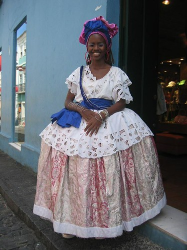 Traditional Dress For Brazil