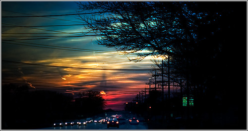 Road Sunset | by StarryMom