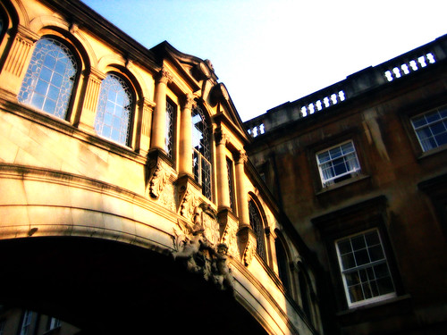 Hertford Bridge, Oxford | by Matito