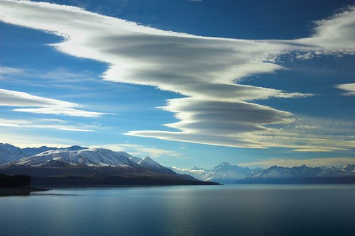 New Zealand - South Island - Lake Pukaki | by Darrell Godliman