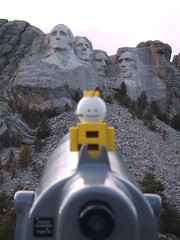 Channel 9 Guy and Mt Rushmore | by BrendanGrant