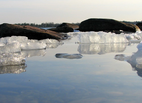Rocks and Ice | by ann j p