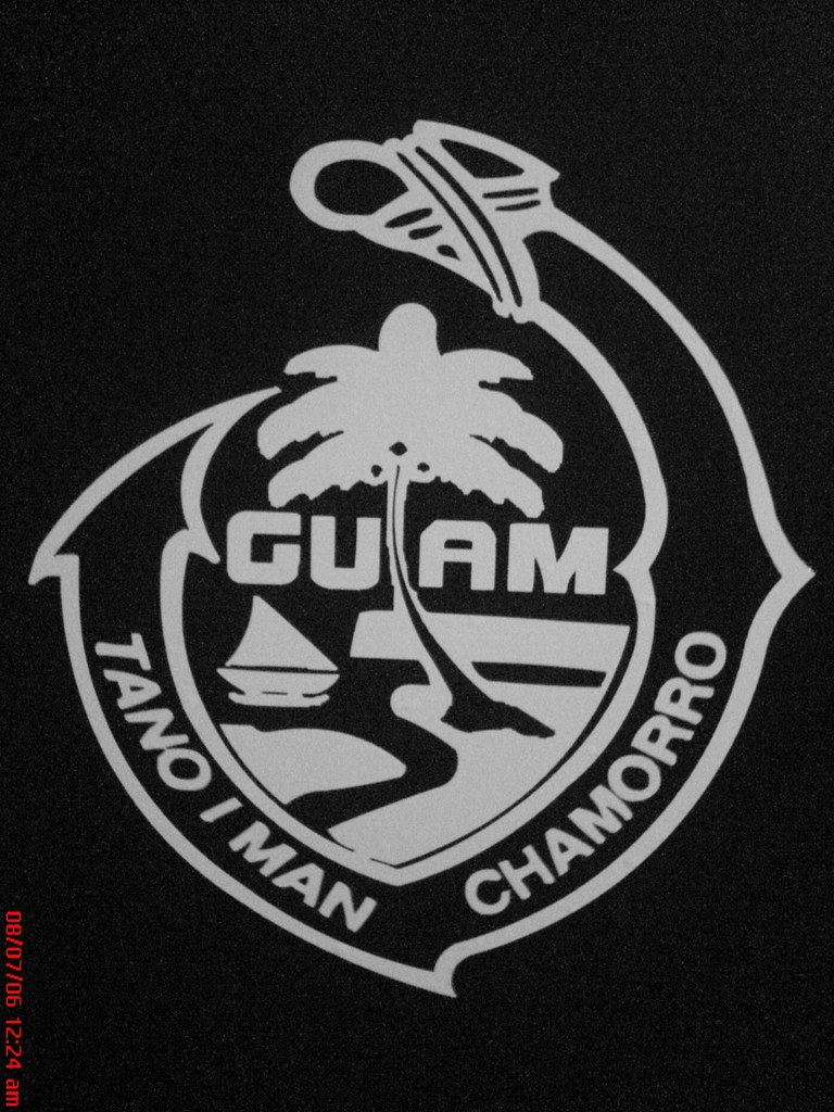 guam seal with hook | chahonda | Flickr