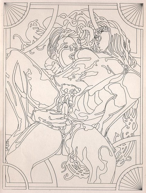 Erotic Coloring Book 3 | Child\'s Play | Flickr