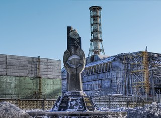 Nuclear Winter in Chernobyl | by Stuck in Customs