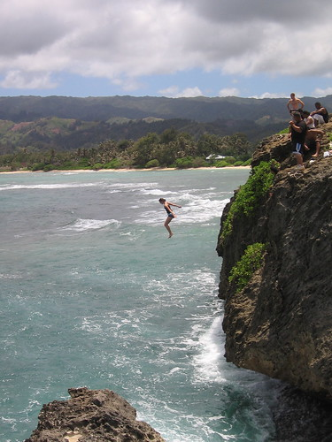 Jumping Laie Point | by cubworld