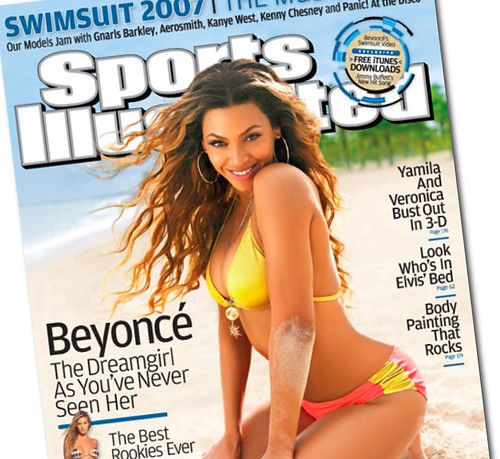 Sports Illustrated Swimsuit Issue with Beyonce Knowles too ...