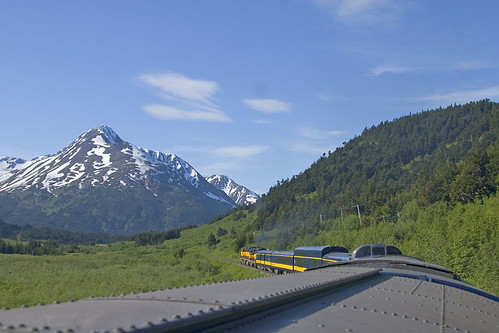 Train to the Mountains | by ahockley