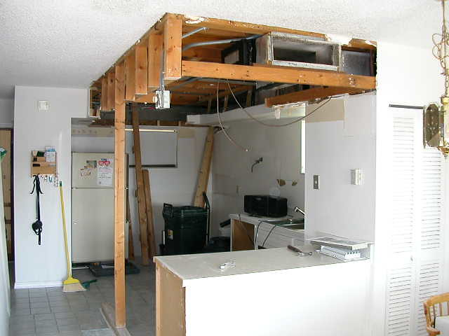 JPG | By Scottbb Kitchen   Before Drop Ceiling Removed.JPG | By Scottbb