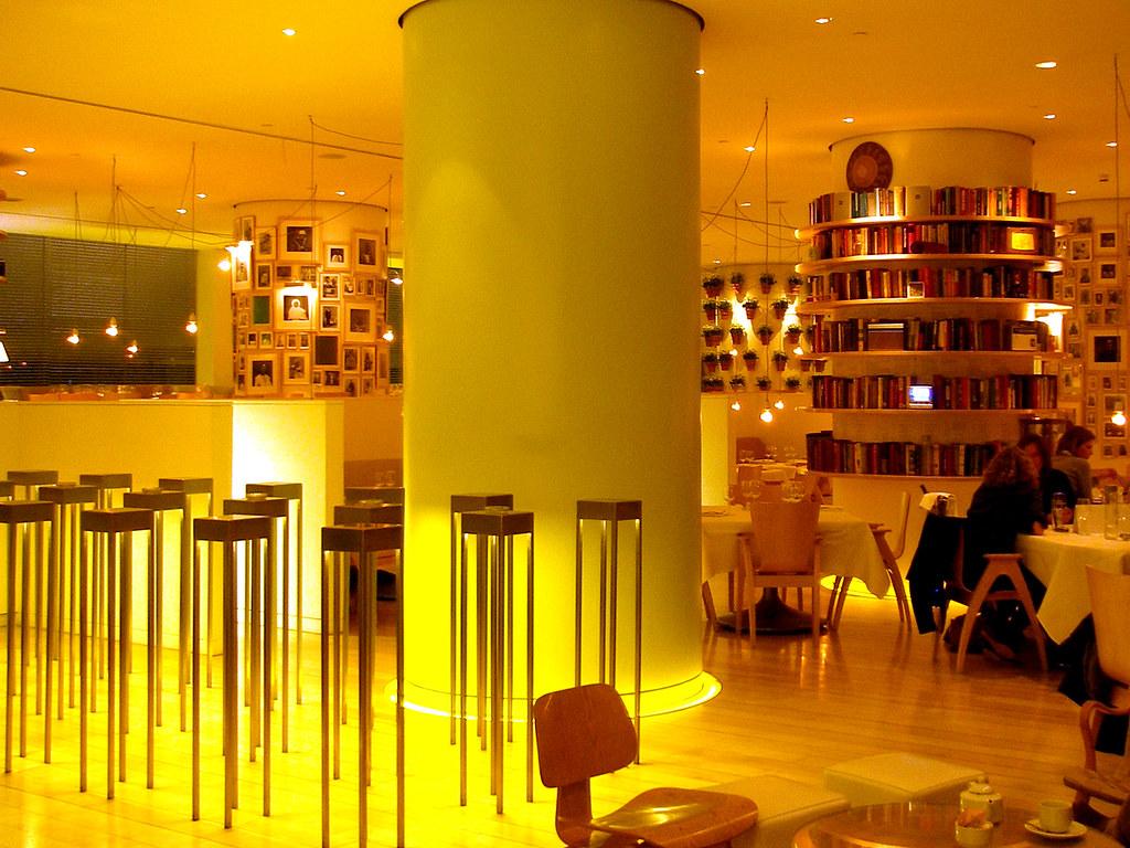 St Martins Lane Hotel London