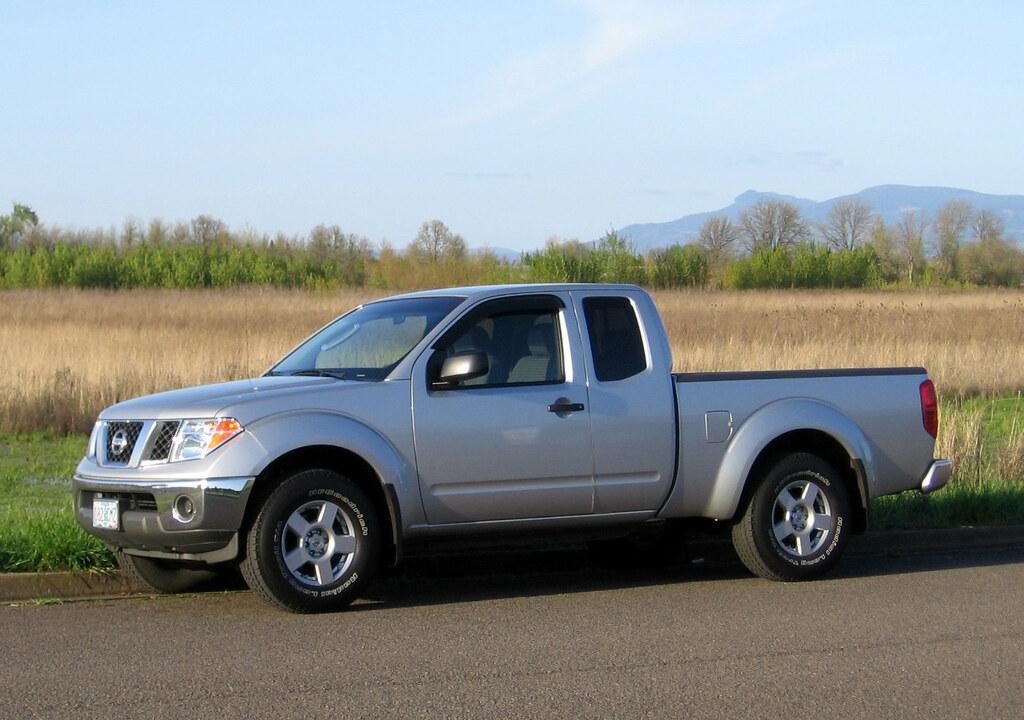 new truck 2006 nissan frontier king cab v6 automatic 4x4 i flickr. Black Bedroom Furniture Sets. Home Design Ideas