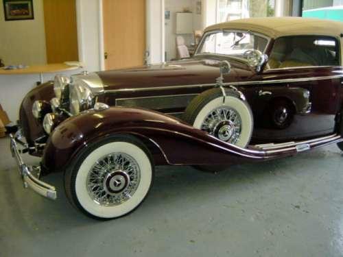 De Fd Bfe on 1936 Mercedes Benz 540k