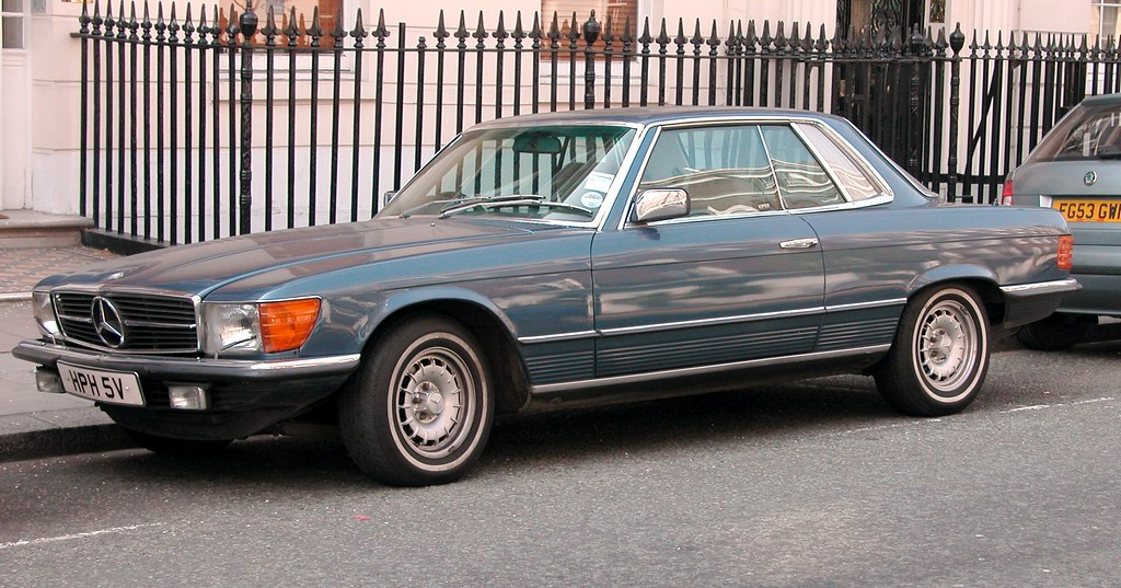 1980 mercedes benz 450 slc michiel2005 flickr for 1980s mercedes benz