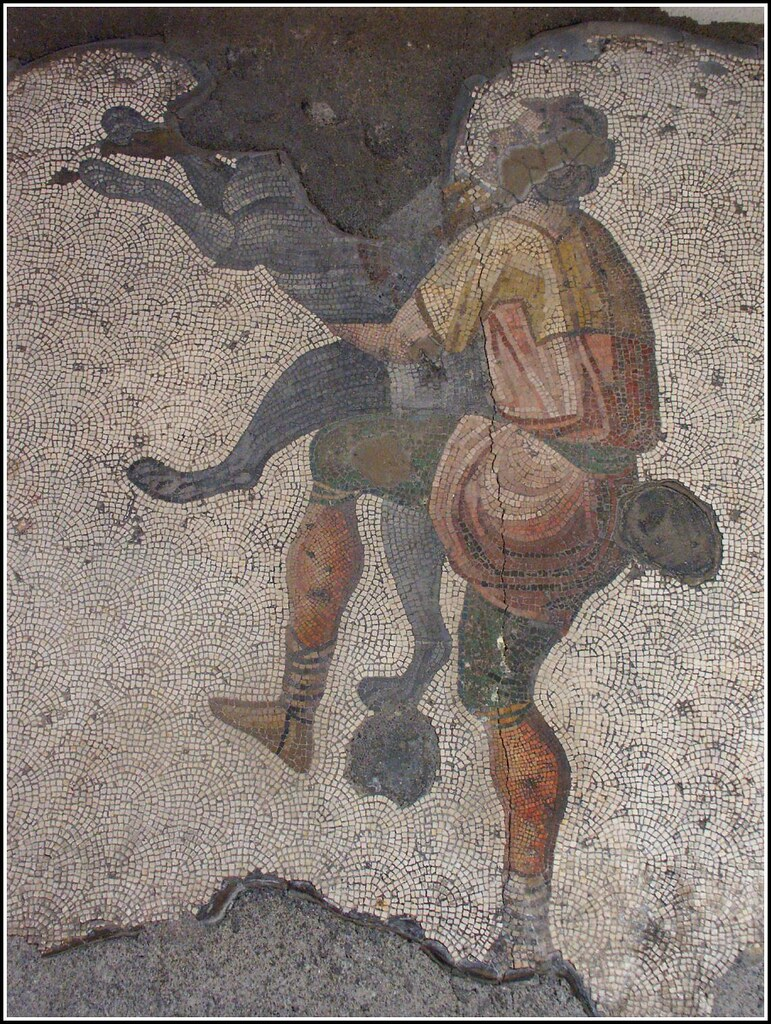 Museum Mosaics Istanbul Mosaic Museum Istanbul