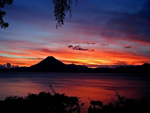 sunset in Atitlan (2) | by Zé Eduardo...