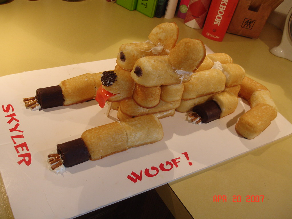 Dog Cake Ideas