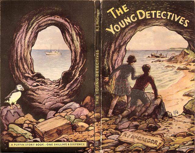 юные детективы: