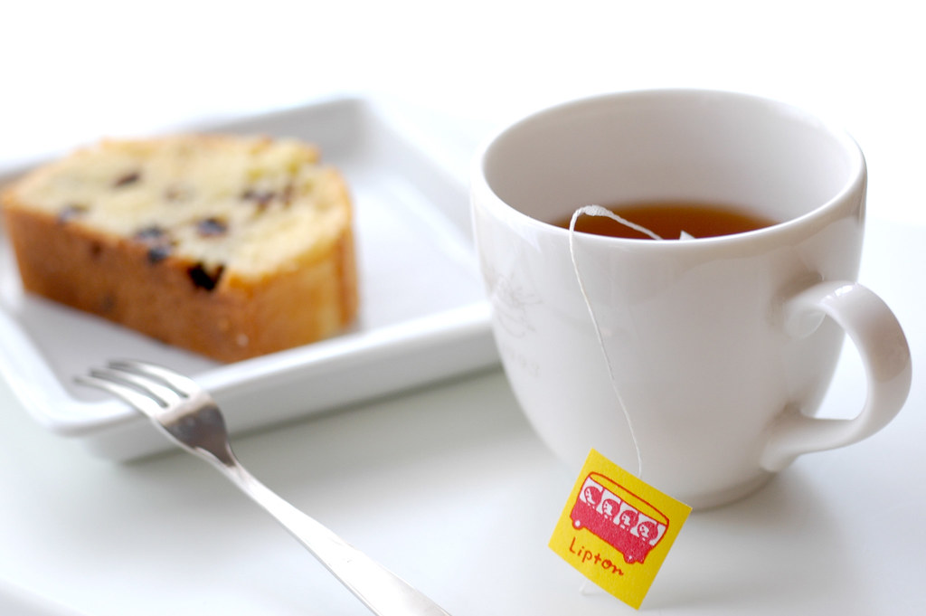 English Breakfast Tea Cake