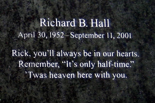 Richard B Hall