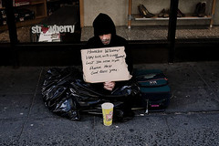 Homeless Veteran | by |Shrued
