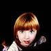 Siobhan staring up at you
