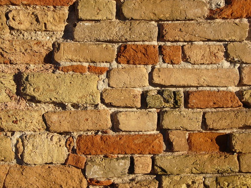 red bricks wall | by ezioman