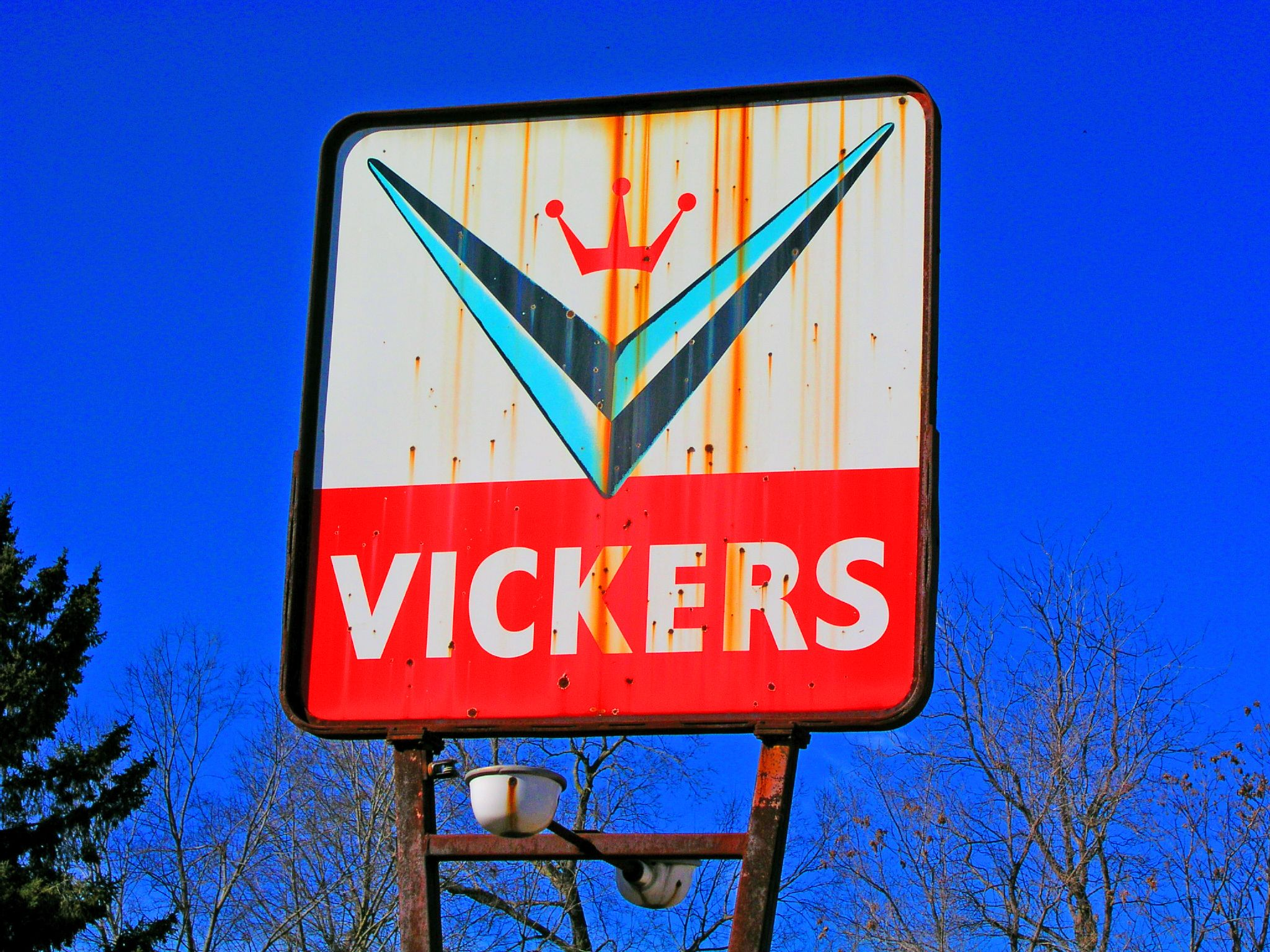 Vickers Petroleum - Kansas City, Missouri U.S.A. - February 22, 2007