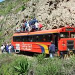 Riobamba Express at the bottom