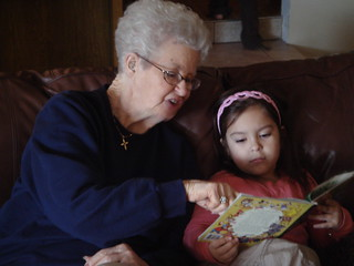 Selah & Grandma | by the searching