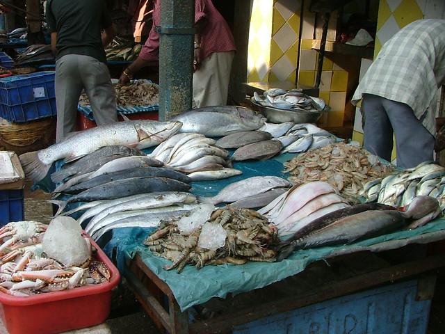 Fish Market Leon Benjamin Flickr