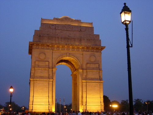 India Gate | by bijoy mohan