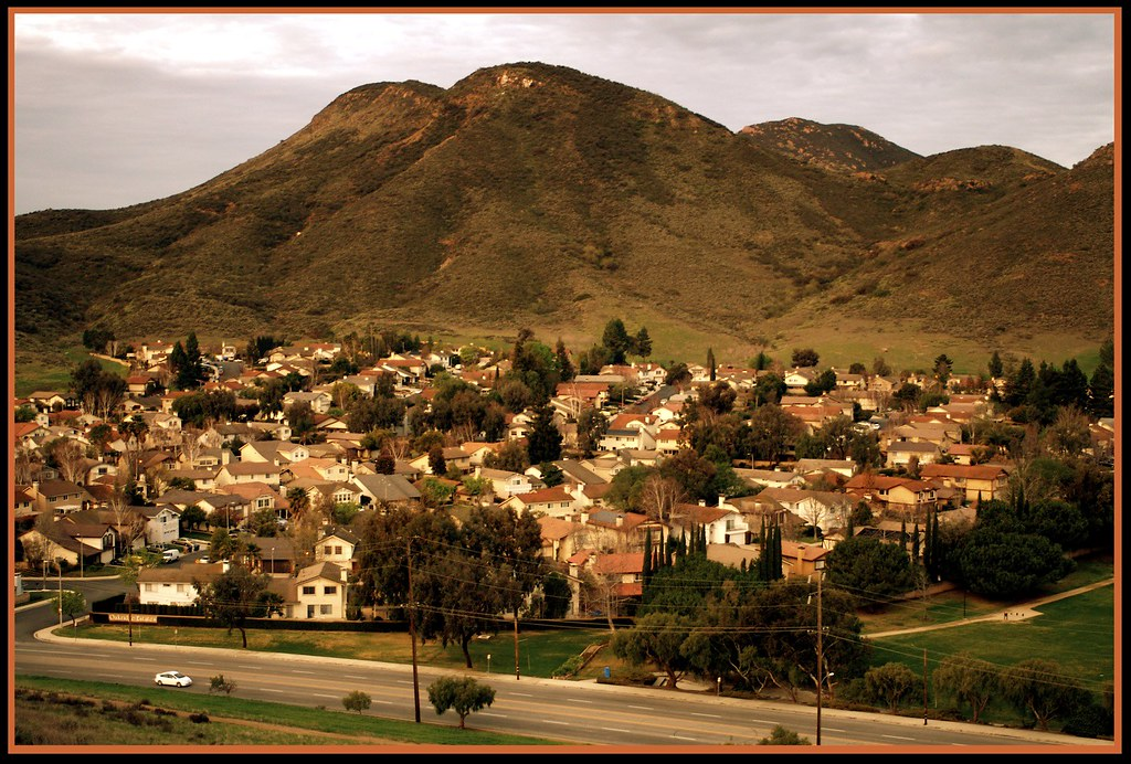 My little town my neighborhood in the city of newbury - Casa conejo ...