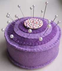 my pincushion | by raspberryfairy