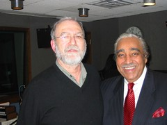 Leonard and Charles Rangel | by wnyc
