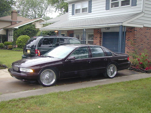 06 ss 43 1996 impala ss before we worked on it mangum photos flickr. Black Bedroom Furniture Sets. Home Design Ideas