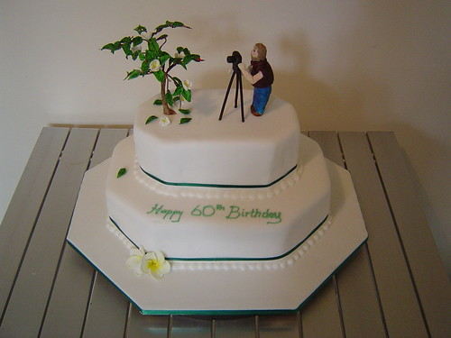 Dad s 60th Birthday cake My Dad is really into ...